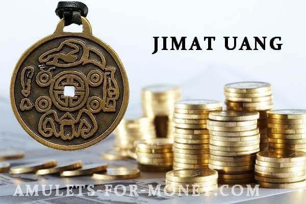 JIMAT UANG amulet image